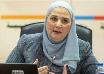 وزيرة التضامن والصحة