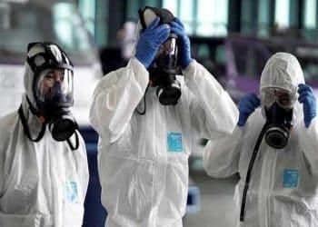 انتهاء فيروس كورونا